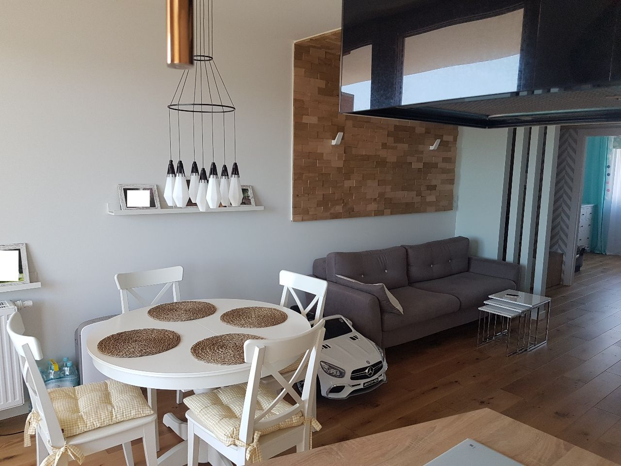 Квартира в Варшаве 54 м2