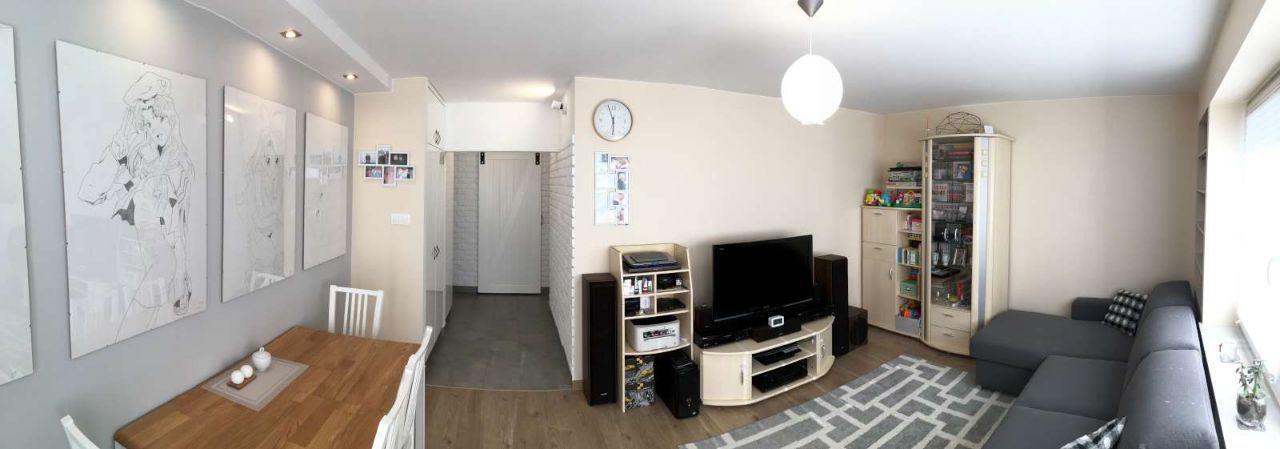 Квартира в Белостоке 60 м2