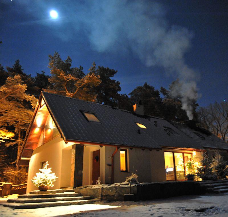 Дом недалеко от Щецина 150 м2