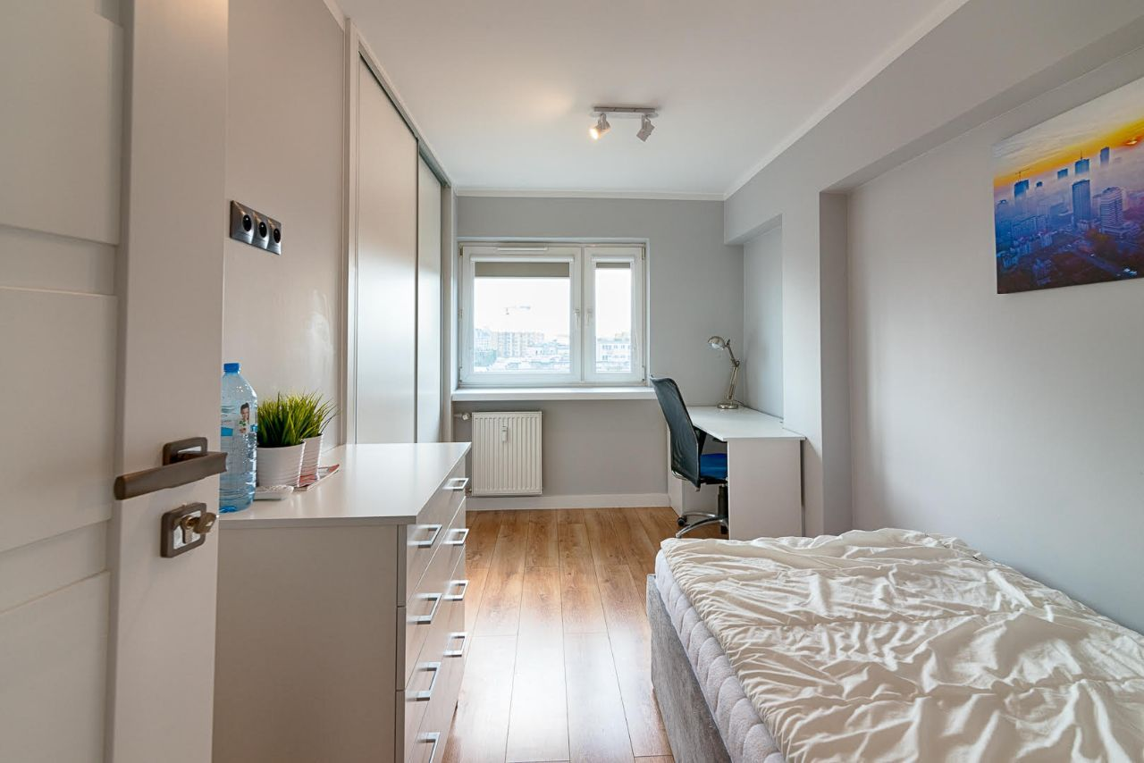 Квартира в Варшаве 75 м2