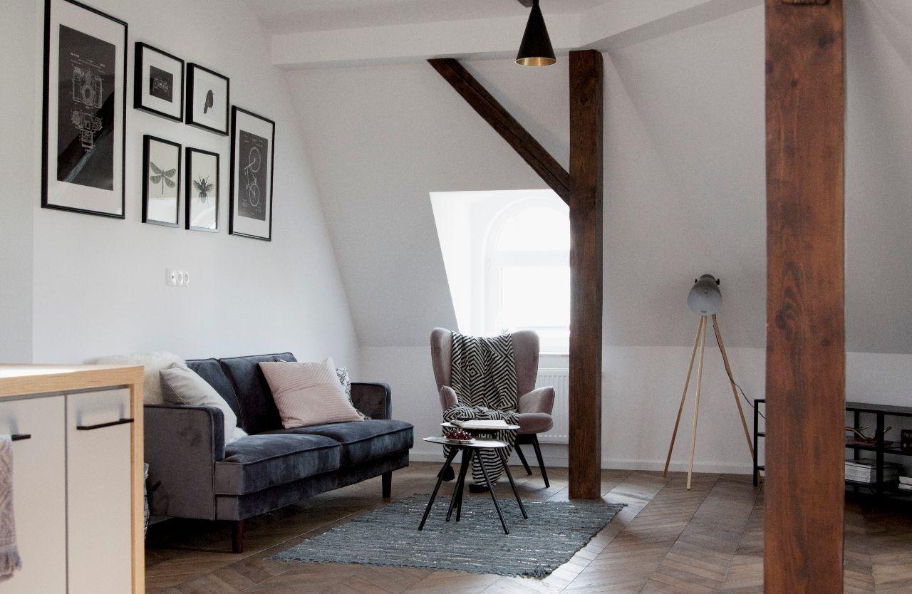 Квартира в Кракове 41 м2