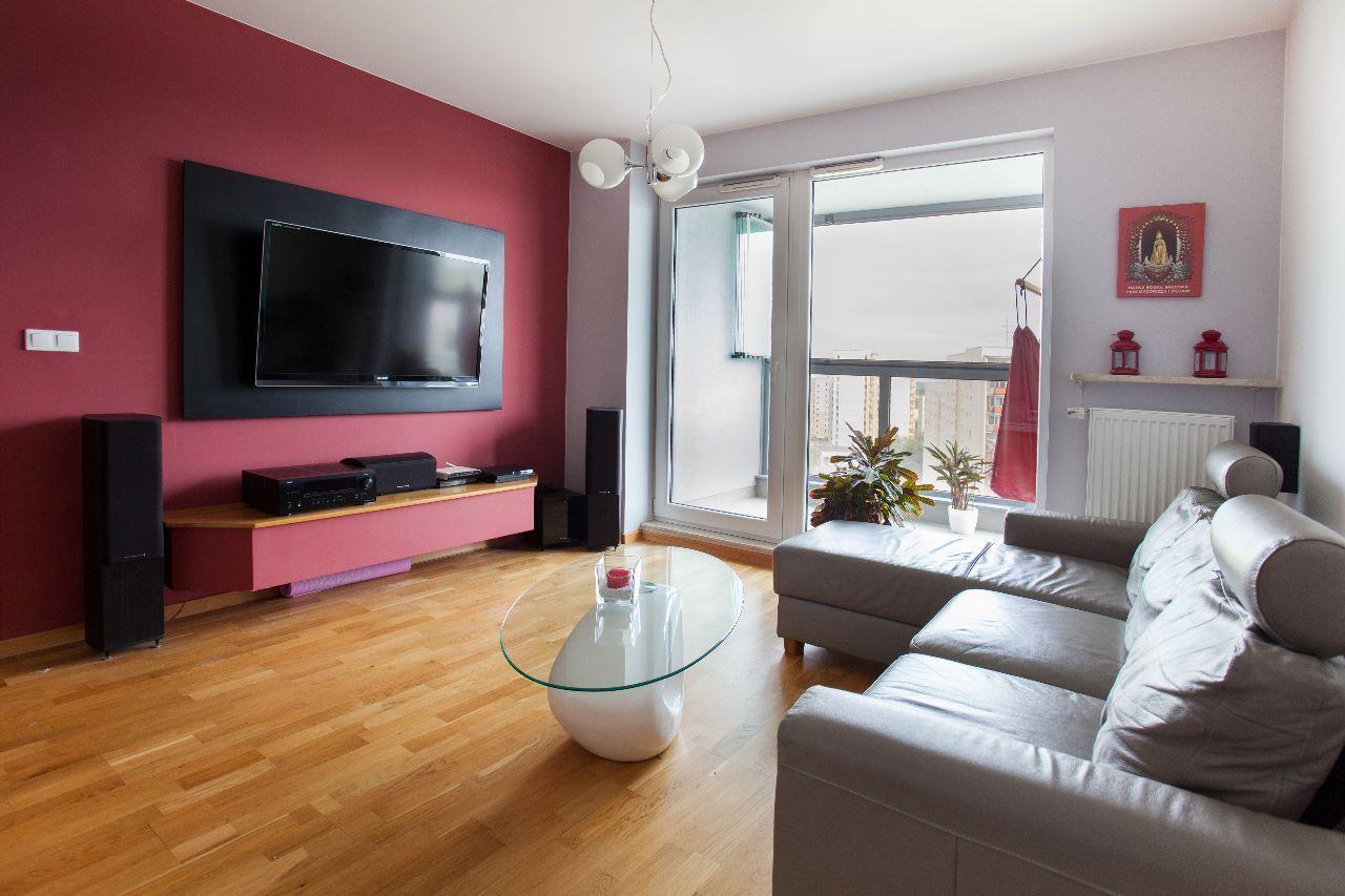 Квартира в Варшаве 55 м2