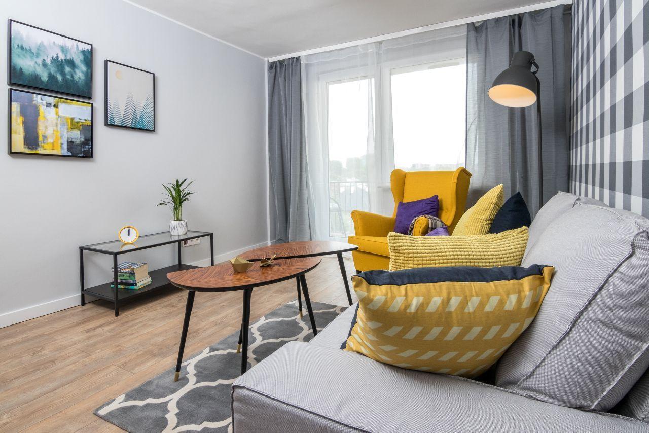 Квартира в Кракове 44,58 м2
