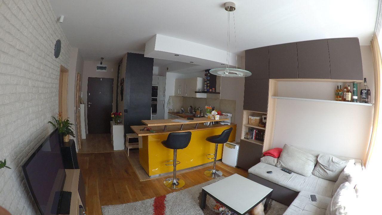 Квартира в Кракове 40 м