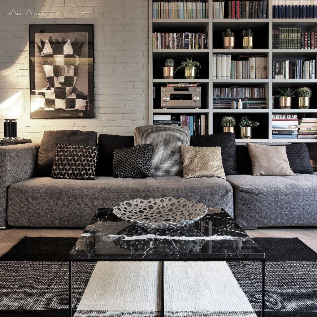 Апартамент в Варшаве 108 м2