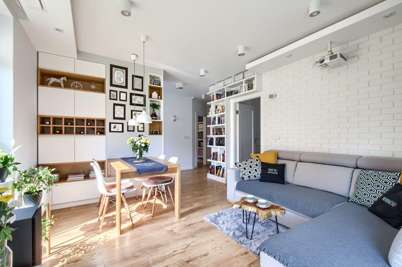Квартира в Варшаве 63,3 м2