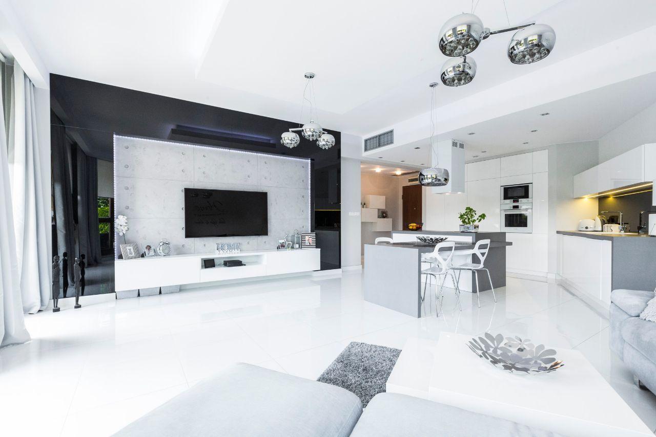 Апартамент в Варшаве 90 м2