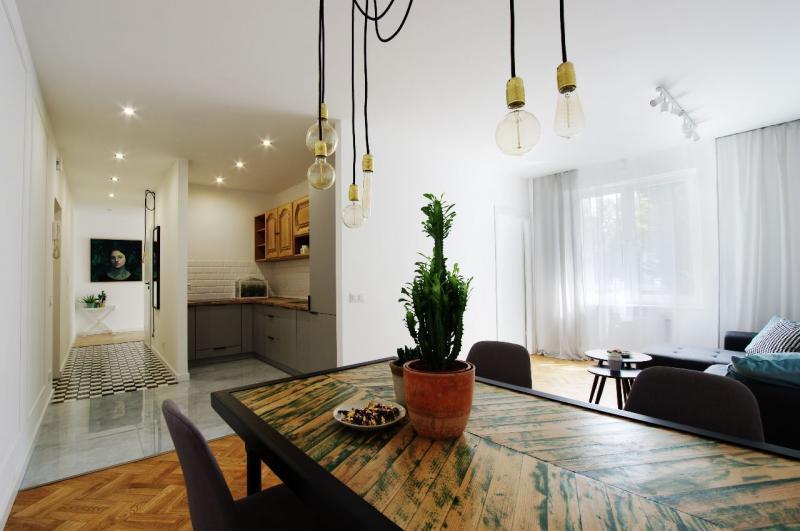 Квартира в Катовице 55 м2