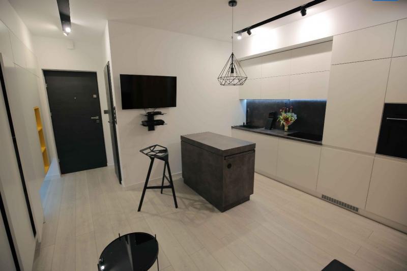 Квартира в Мельце 22 м2