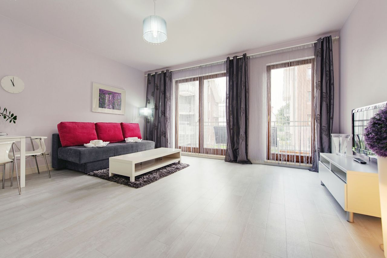 Квартира в Сопоте 36 м2