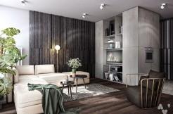Квартира во Вроцлаве 86,45 м2