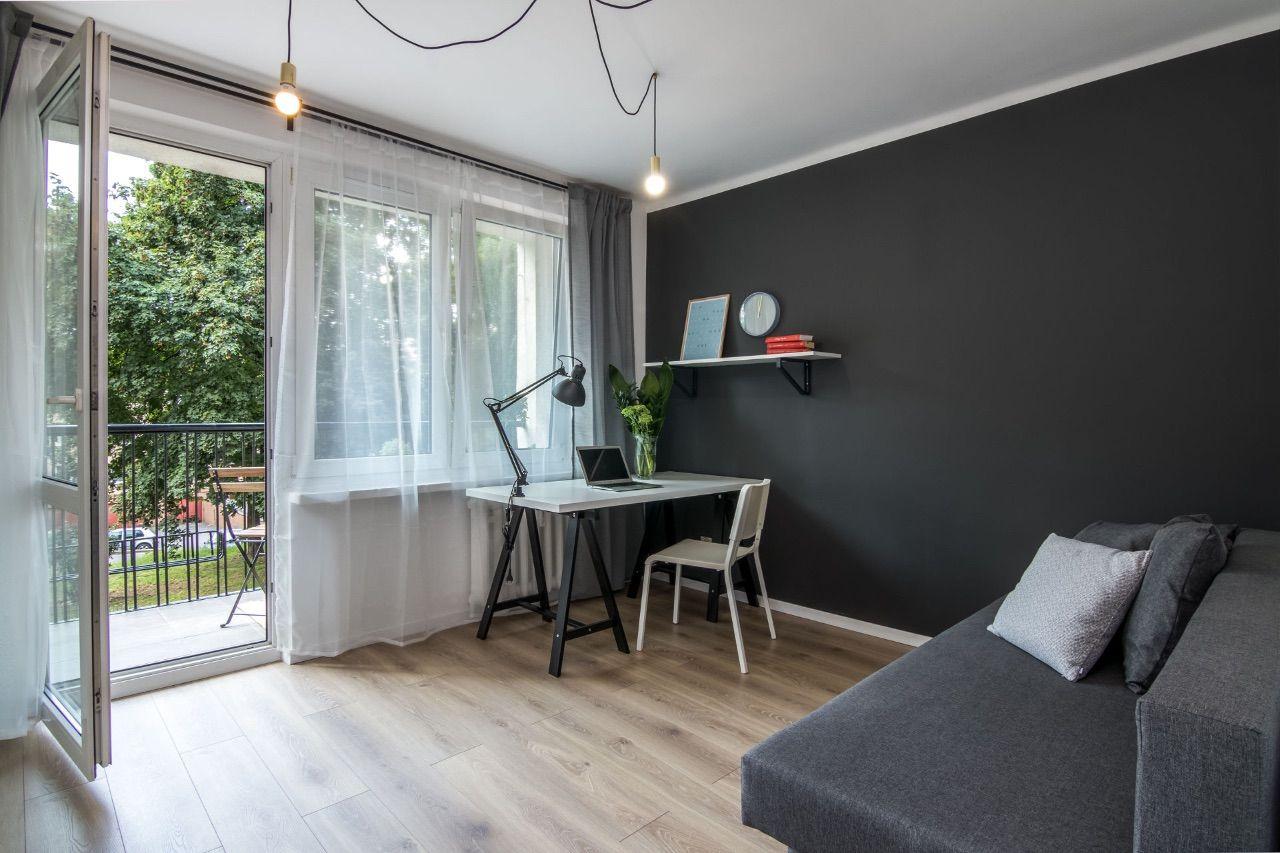 Квартира в Кракове 53,45 м2