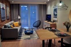 Квартира в Кракове 40,5 м2