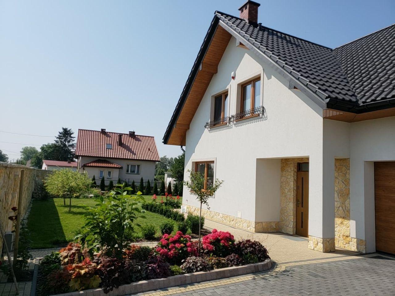 Дом в Кракове 220 м2