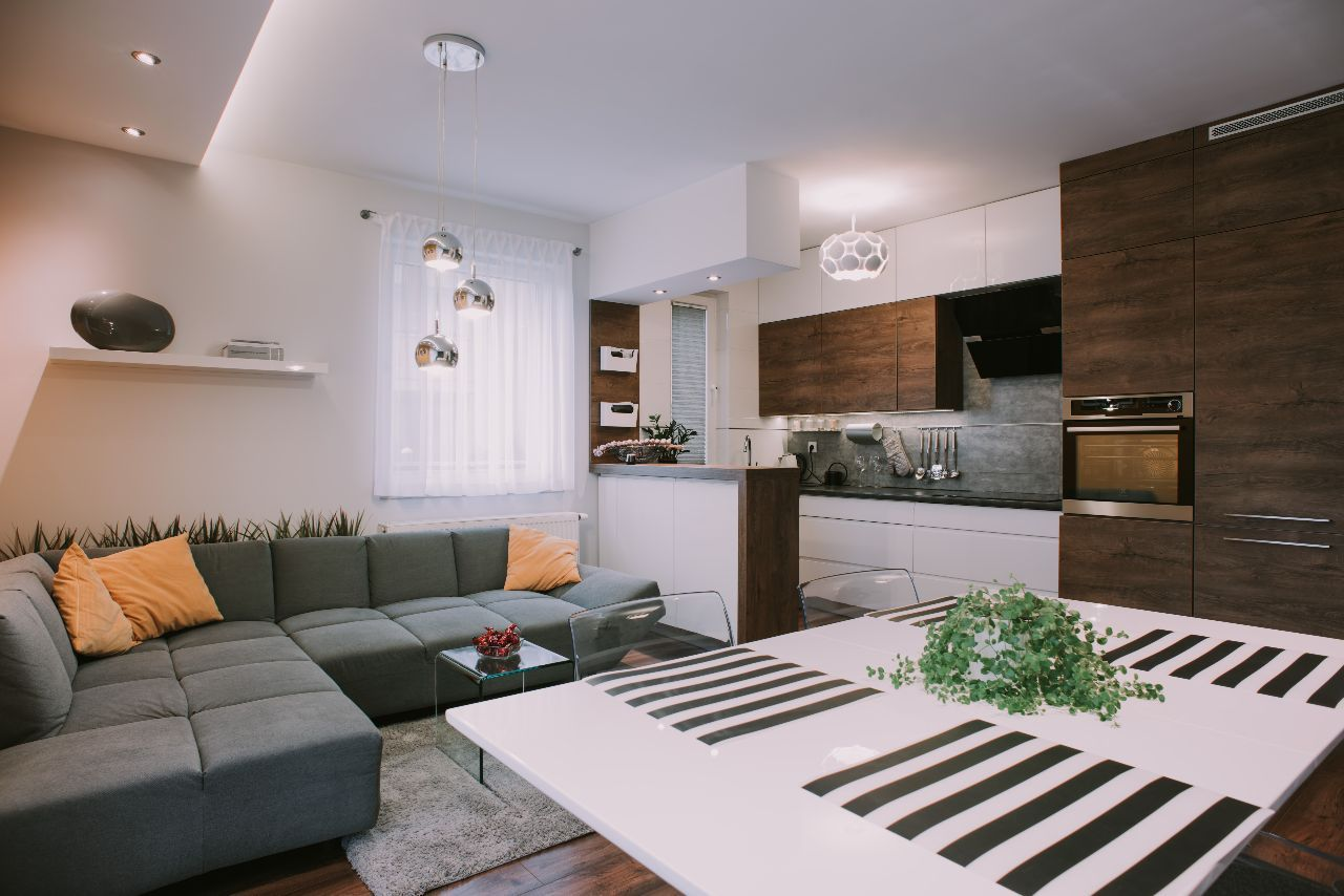 Квартира в Кракове 45,71 м2