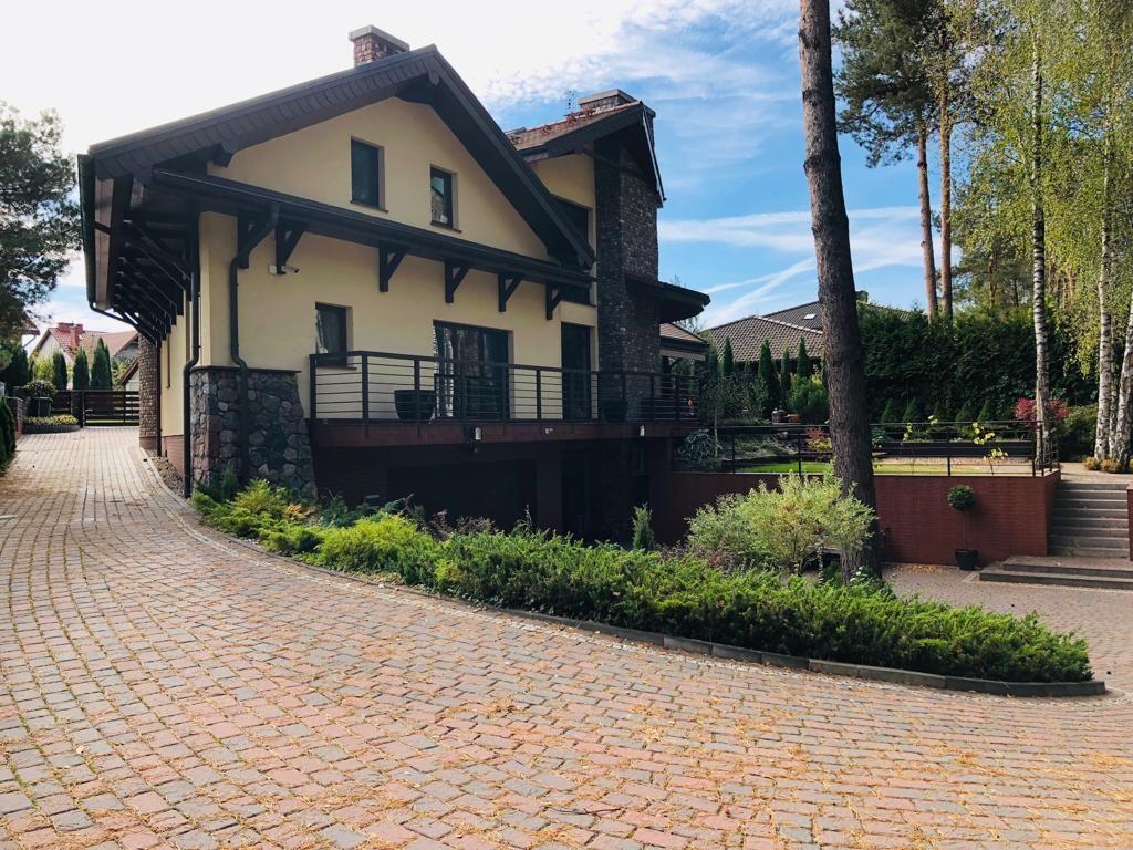 Резиденция в Ольштыне 400 м2