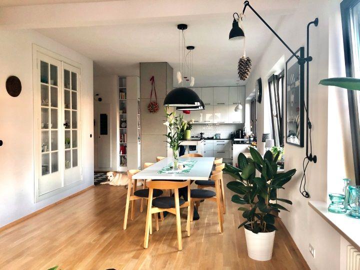 Апартамент в Варшаве 140 м2