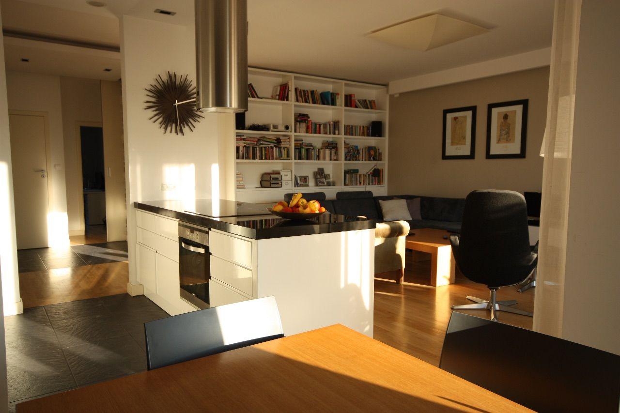 Квартира в Варшаве 121 м2
