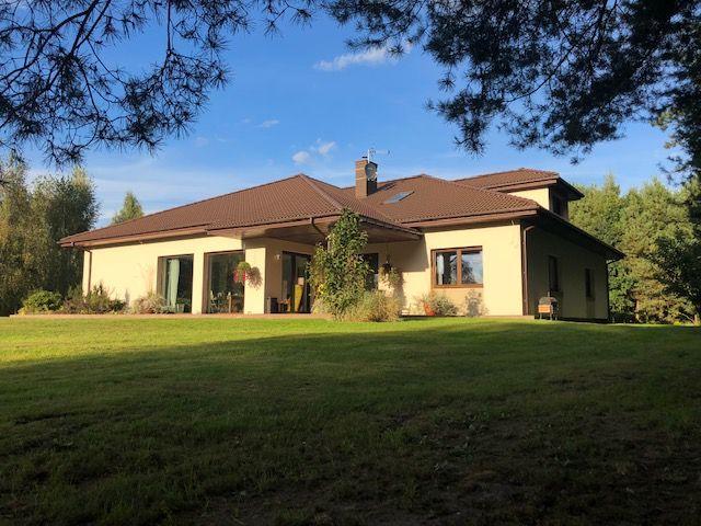 Резиденция недалкеко от Лодзи 472 м2