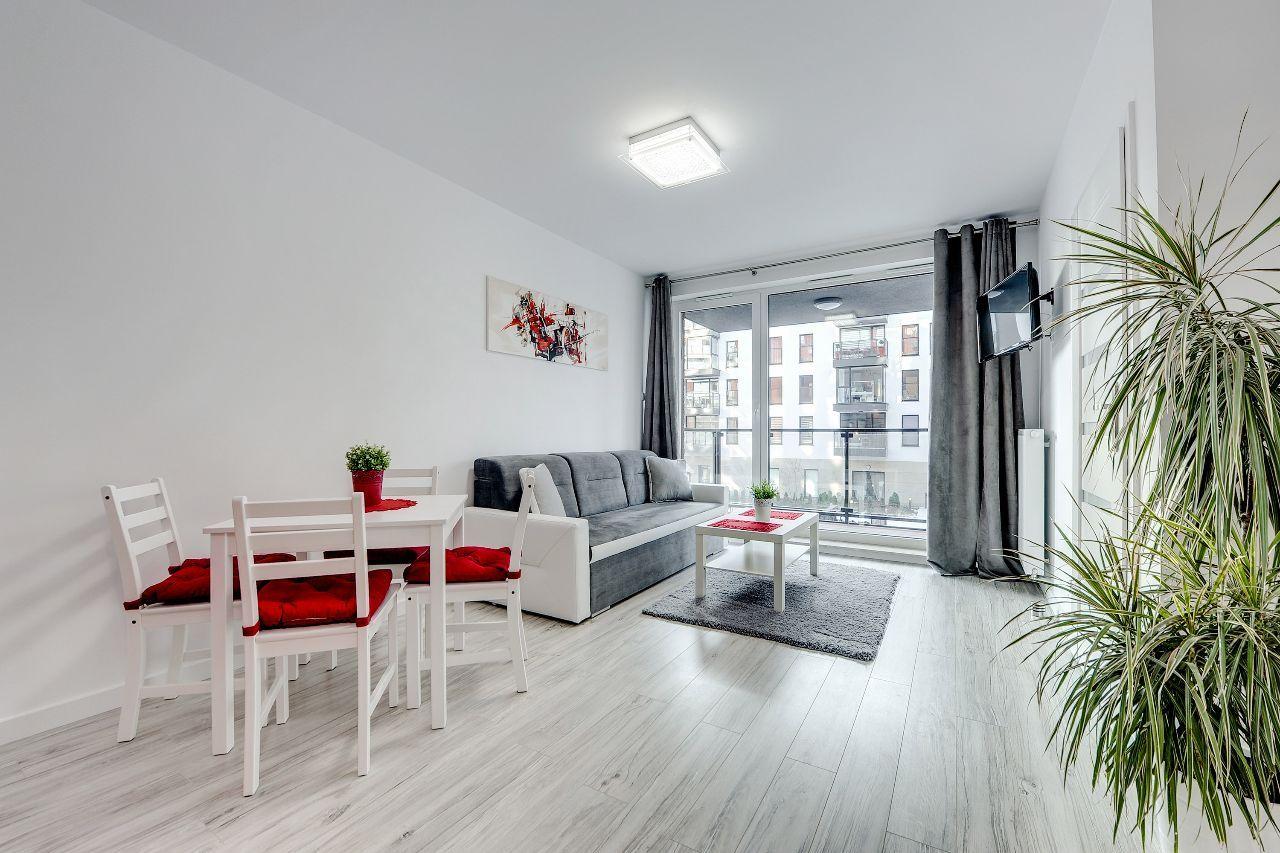 Квартира в Гданьске 30,12 м2