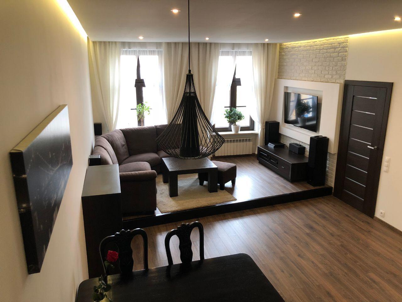 Апартамент в центре Познани 79,6 м2