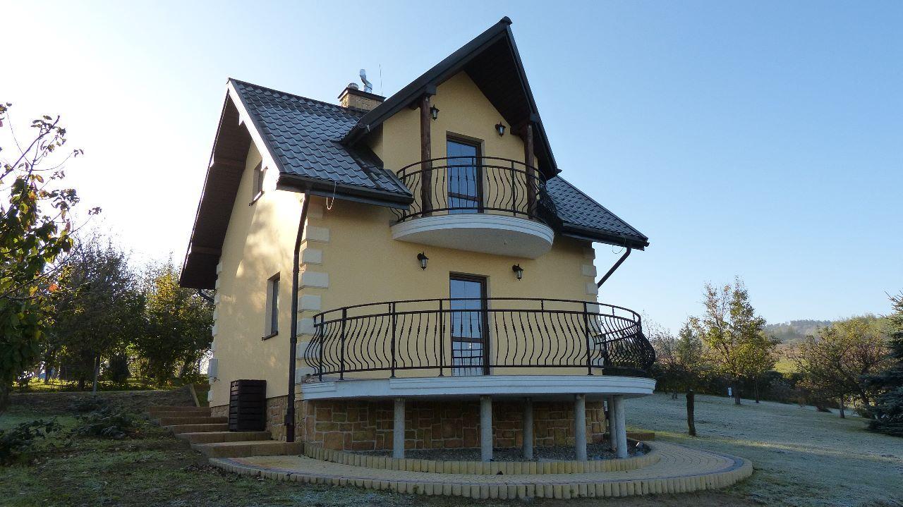 Дом около Кросно 50 м2