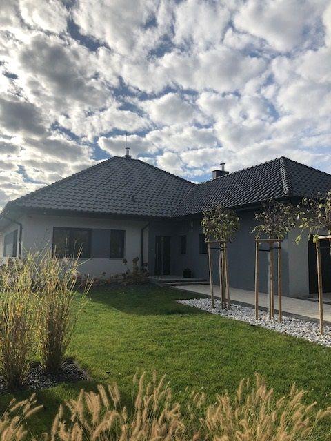 Дом недалеко от Вроцлава 264 м2, Сьрода-Слёнская