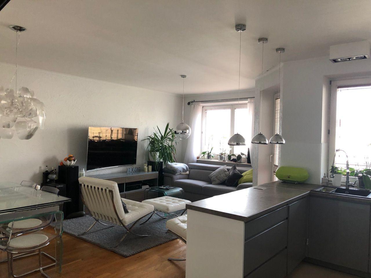 Квартира в Люблине 106 м2