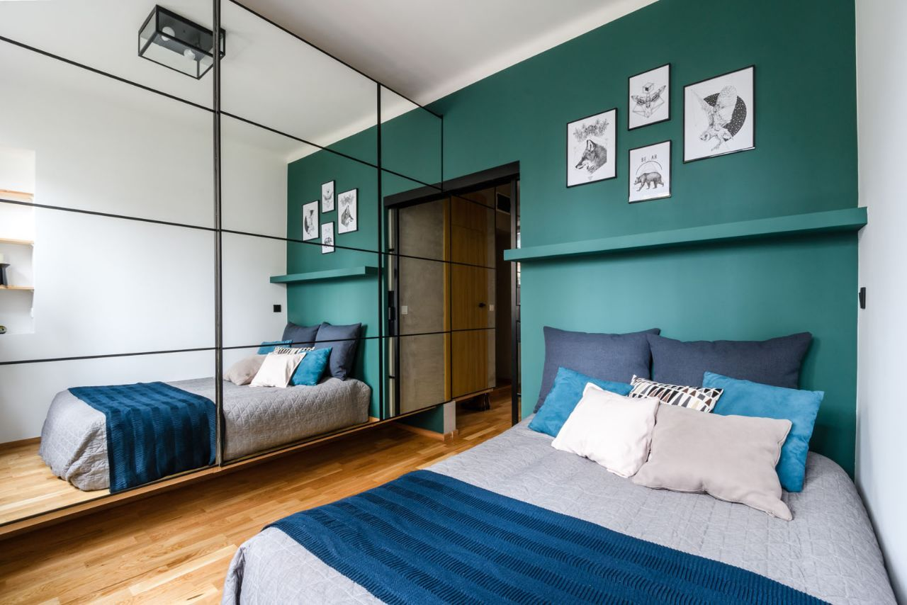 Квартира в Варшаве 36,5 м2