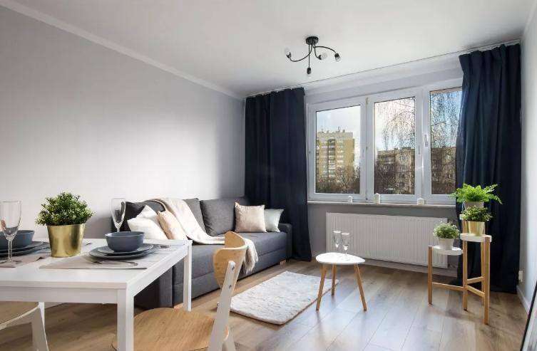 Квартира в Кракове 37,65 м2
