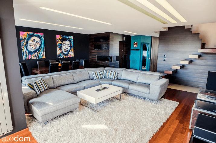 2-уровневый апартамент 126 м2, Белосток