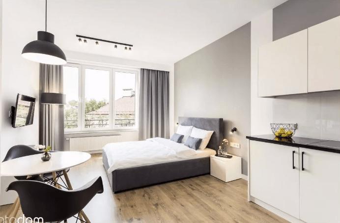 1-комнатная квартира 30 м2, Варшава