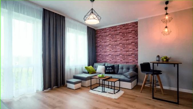 2-комнатная квартира 38 м2, Краков