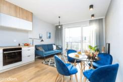 3-комнатная квартира 54 м2, Гданьск