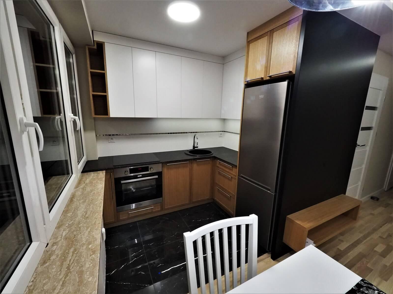 3-комнатная квартира 48 м2, Белосток