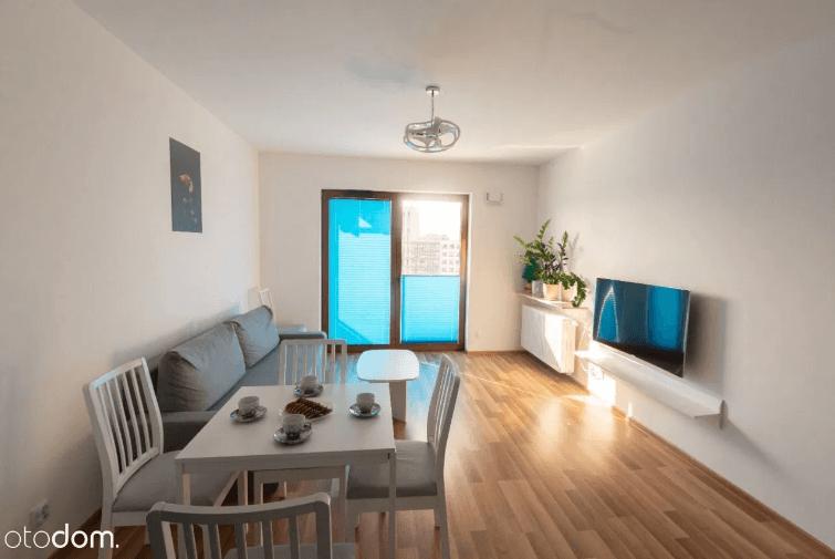 2-комнатная квартира 44 м2, Варшава