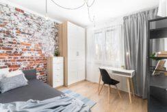 4-комнатная квартира 61 м2, Краков