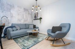 4-комнатная квартира 70 м2, Краков