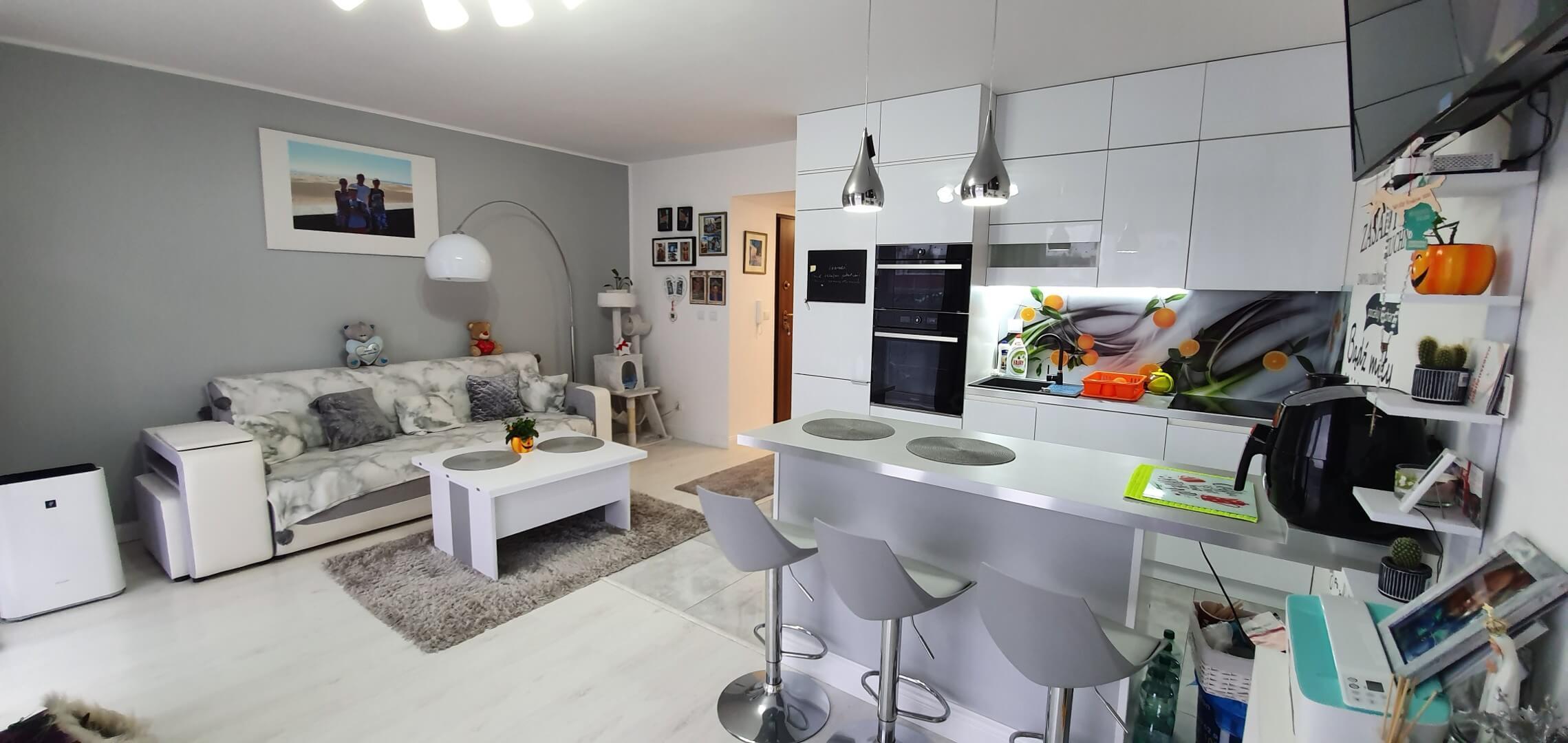 2-комнатная квартира 43 м2, Краков