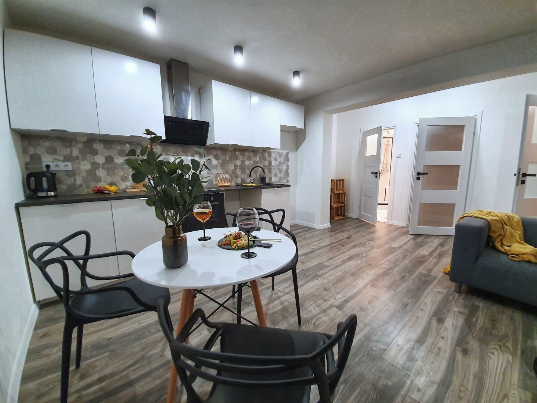 2-комнатная квартира 37 м2, Белосток