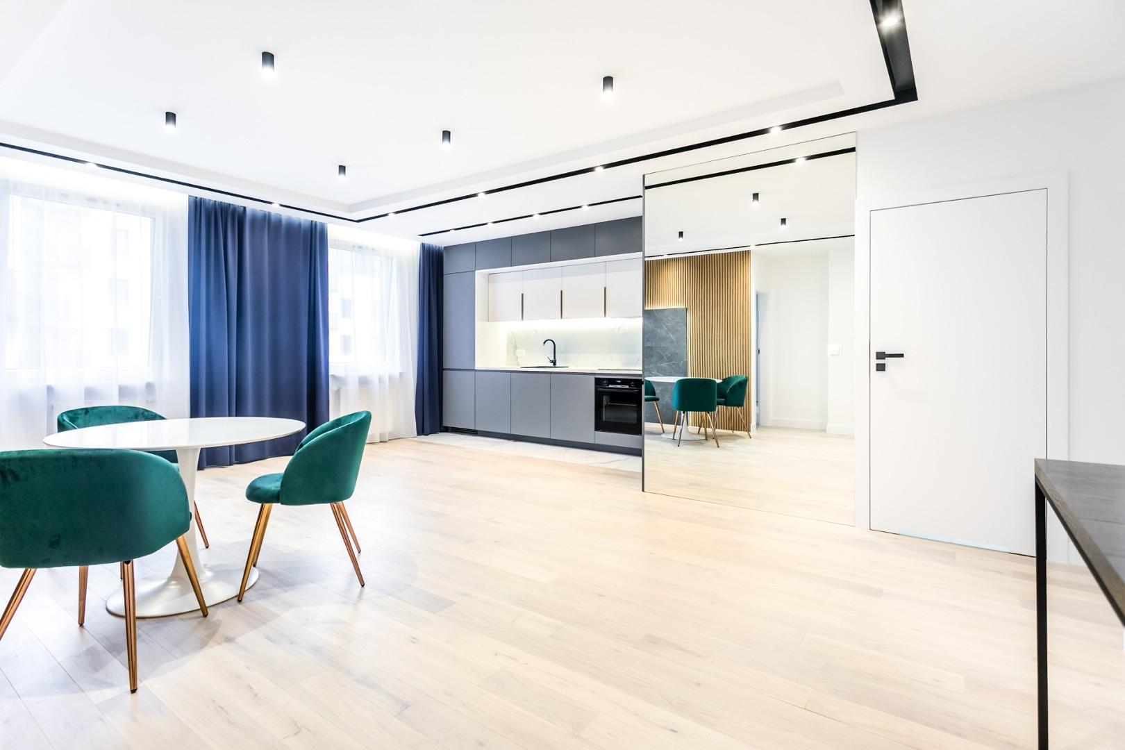 3-комнатная квартира 69 м2, Варшава