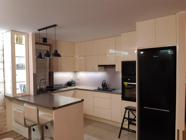 3-комнатная квартира 61 м2, Варшава
