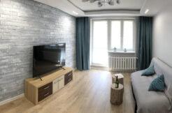 3-комнатная квартира 60 м2, Ольштын
