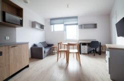 2-комнатная квартира 33 м2, Вроцлав