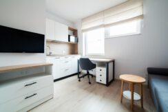 1-комнатная квартира 16 м2, Вроцлав