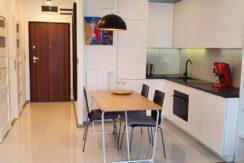 2-комнатная квартира 40 м2, Варшава