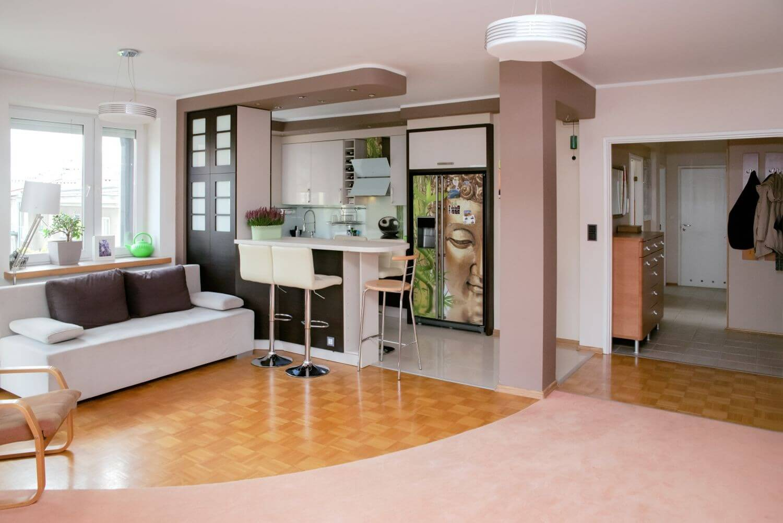 3-комнатная квартира 81 м2, Варшава