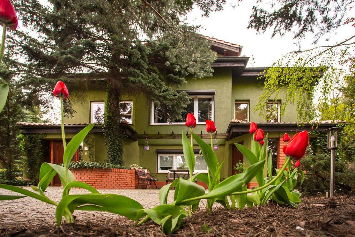 Дом 260 м2, Червонак