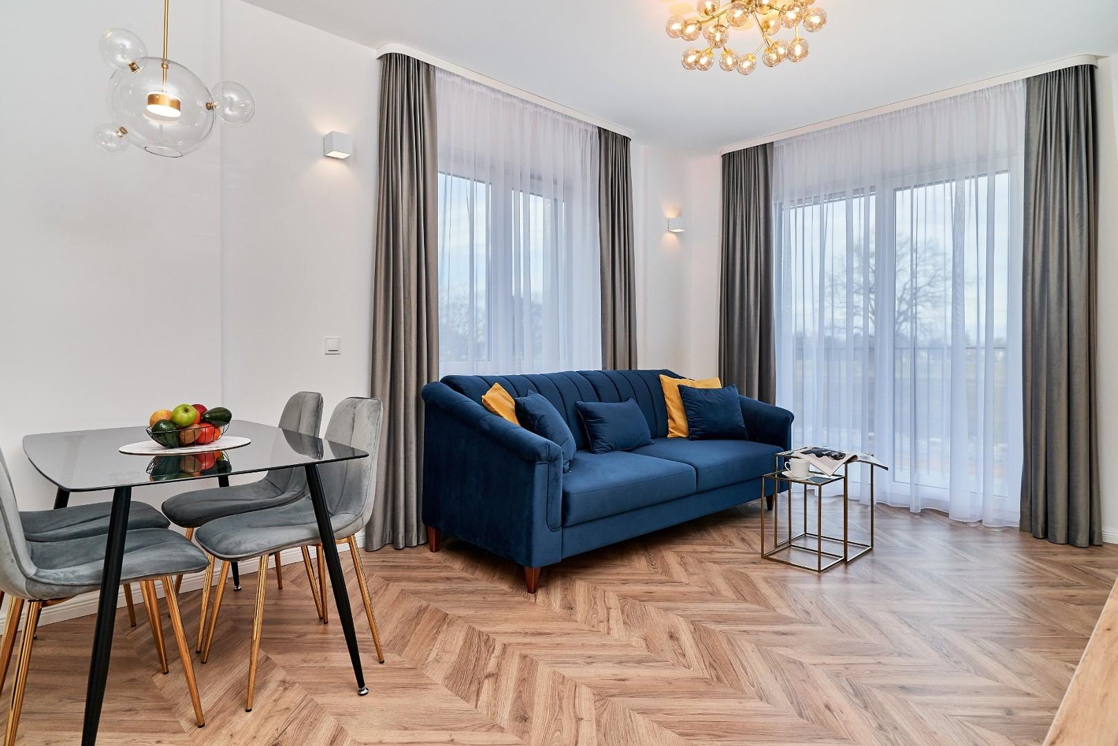 3-комнатная квартира 65 м2, Вроцлав
