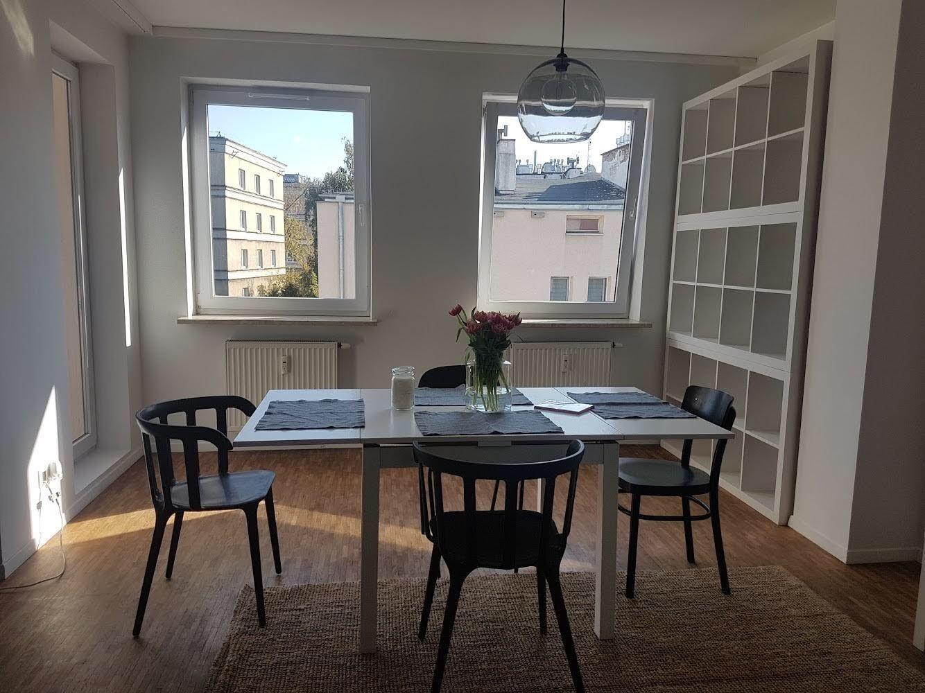 1-комнатная квартира 37 м2, Варшава